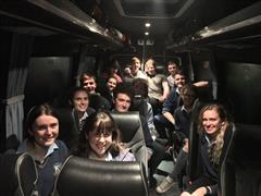 6th Yr Trip to the Gaiety Theatre