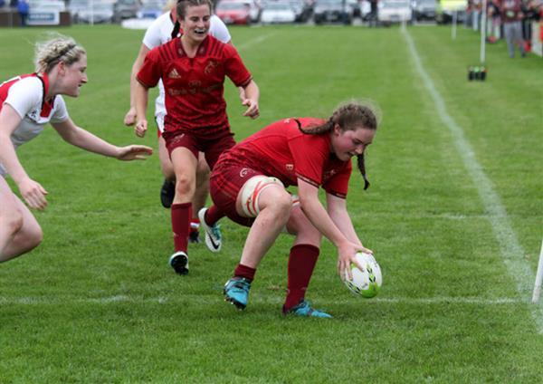 6th Yr in U18 Munster Rugby Success!