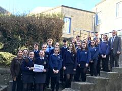 1st years elected to Student Council