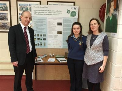 Young Scientist Success!