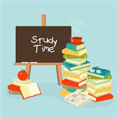 Study Skills Schedule