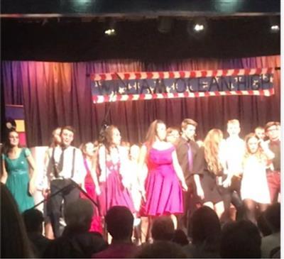 School Musical SUCCESS!