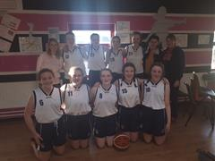Girls Basketball in All-Ireland playoffs!