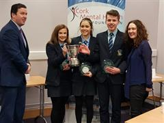 Mt ST MICHAEL WIN CORK MENTAL HEALTH PUBLIC SPEAKING 2018