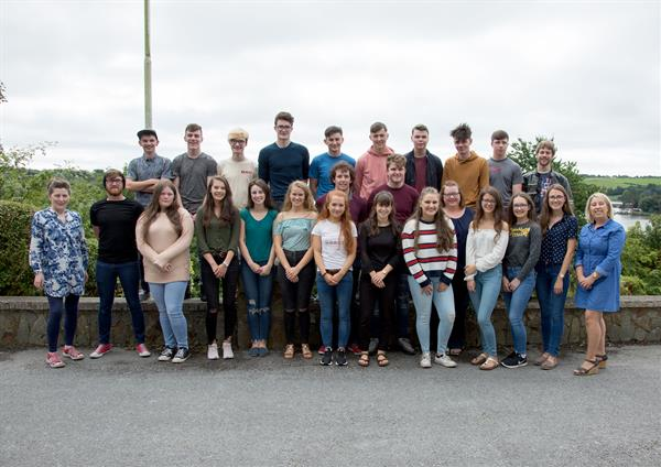 Leaving Certificate Results Success!