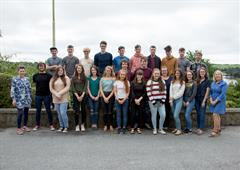 Leaving Cert. Results Success!