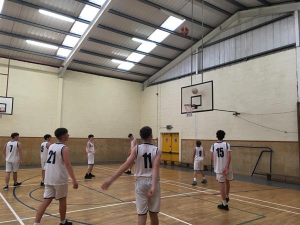 Win for U16 & U19 Boys Basketball