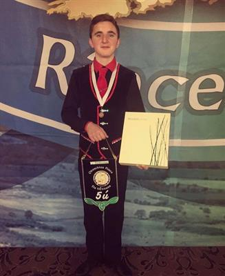 TY student gets through to World Dancing Championships
