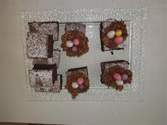 Easter Brownies!