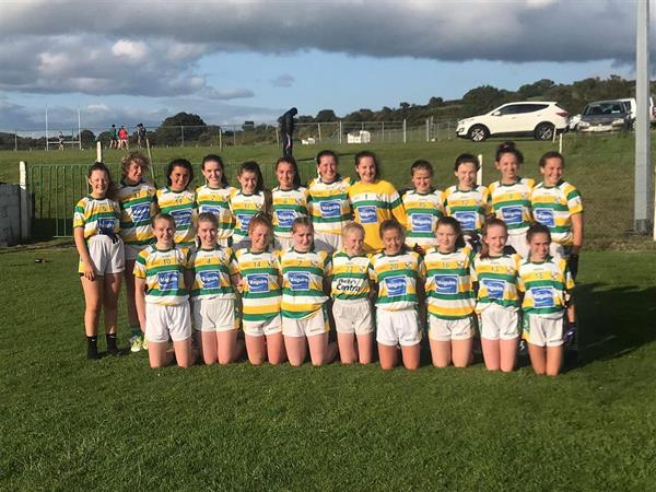 West Cork Final U16 Girls