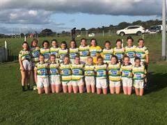 West Cork Final U16 Girls