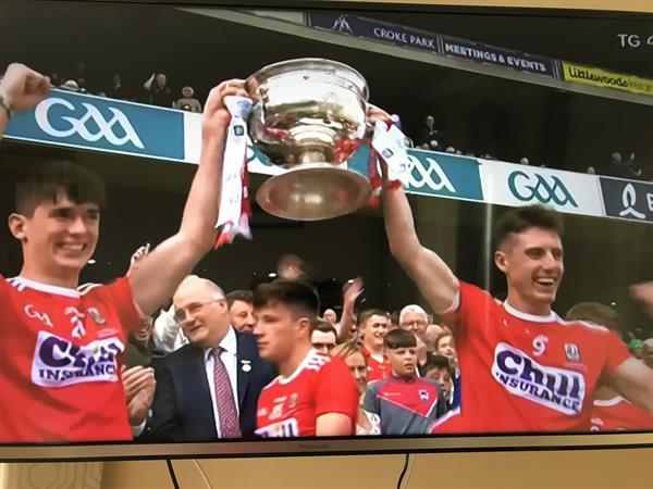 All Ireland Minor Champions