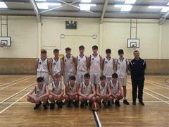 Junior U16 Boys Basketball All Ireland Final