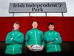 Past Pupil named on Ireland U20 Rugby squad