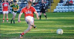 Past Pupil makes Debut for Cork Senior GAA