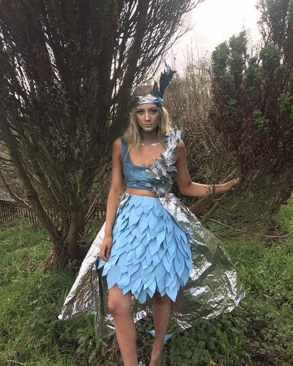 Junk Kouture TY Competition