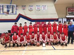 U19 Basketball County Champions