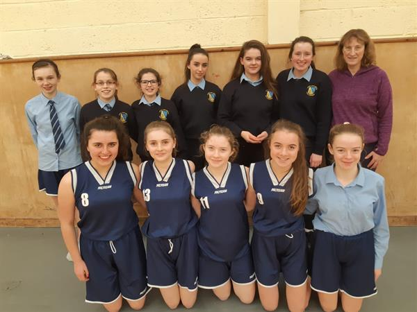1st Yr Girls Basketball