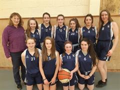 2nd Yr Girls Basketball