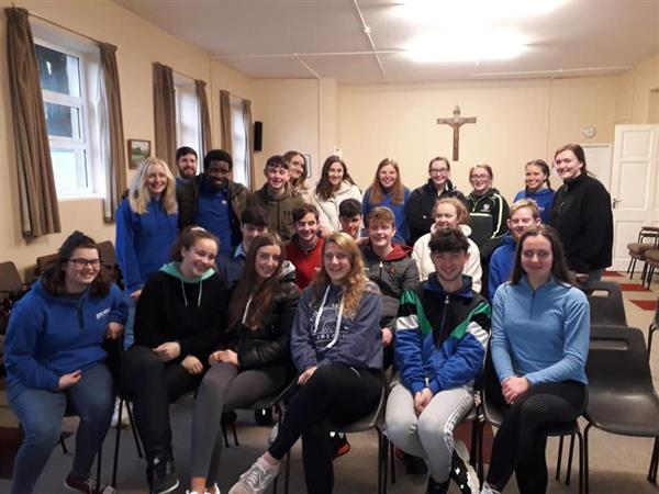 5th Year Religious Education Retreat