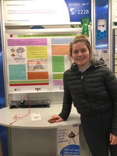 BT Young Scientist Success