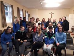 5th Year Religious Education Retreat