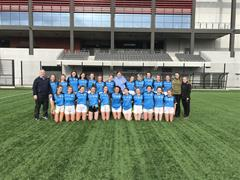 Munster Senior Girls Football Semi Final